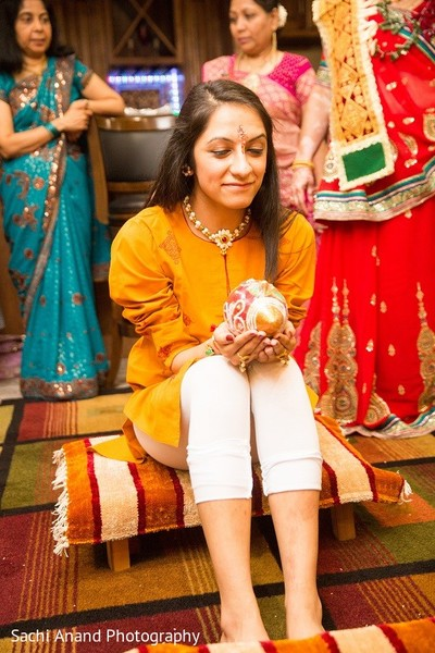 Grah Shanti in Overland Park, KS Indian Wedding by Sachi Anand Photography