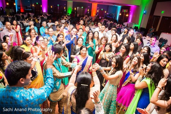 Welcome Dinner in Overland Park, KS Indian Wedding by Sachi Anand Photography