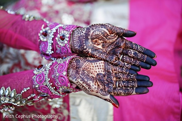 Mehndi in Portsmouth, VA Indian Wedding by Keith Cephus Photography