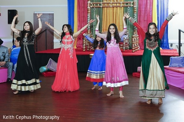 Pre-Wedding Celebration in Portsmouth, VA Indian Wedding by Keith Cephus Photography