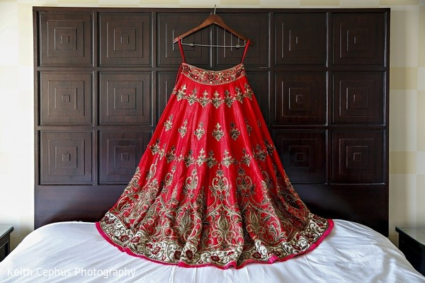 Bridal Fashion in Portsmouth, VA Indian Wedding by Keith Cephus Photography