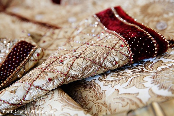 Groom Fashion in Portsmouth, VA Indian Wedding by Keith Cephus Photography