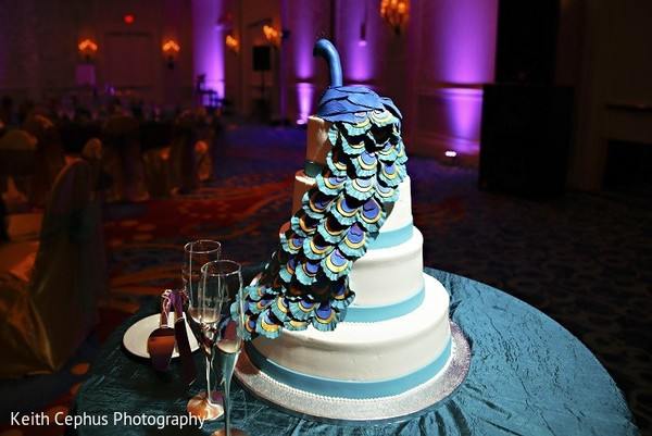 Cakes & Treats in Portsmouth, VA Indian Wedding by Keith Cephus Photography