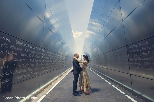Pre-Wedding Portrait in Riviera Maya, Mexico Pakistani Destination Wedding by Ocean Photo Studio