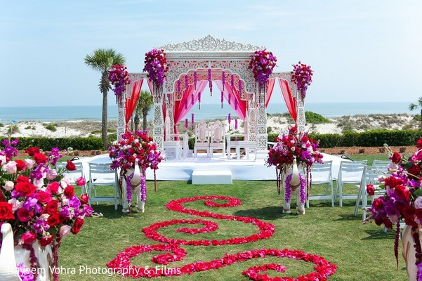 destination wedding decorations amelia island fl indian fusion destination wedding by 3498