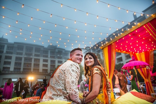 Pre-Wedding Celebration in Amelia Island, FL Indian Fusion Destination Wedding by Nayeem Vohra Photography & Films