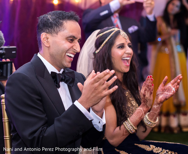 Reception in Spain Destination Indian Wedding by Nani de Perez Photography & Films
