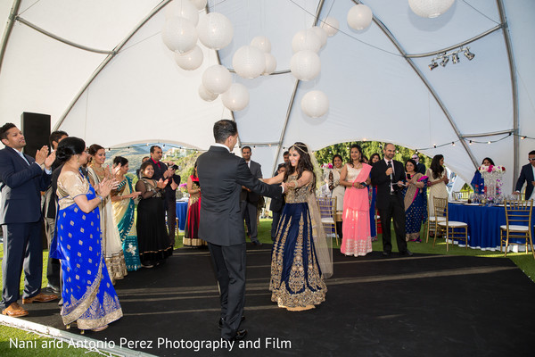 First Dance in Spain Destination Indian Wedding by Nani de Perez Photography & Films