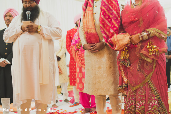 Sikh Ceremony in Westlake Village, CA Fusion Wedding by Harper Point Photography