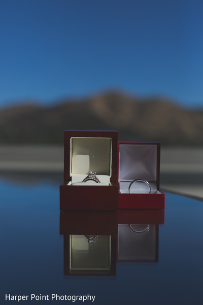 Wedding Rings in Westlake Village, CA Fusion Wedding by Harper Point Photography