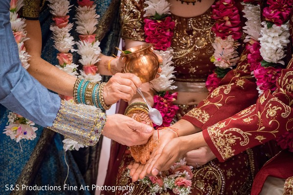 Hindu Ceremony in Norman, Oklahoma Fusion Wedding by S&S Productions Fine Art Photography
