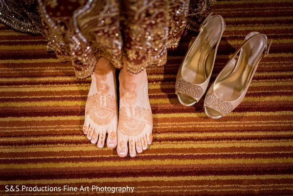 Mehndi in Norman, Oklahoma Fusion Wedding by S&S Productions Fine Art Photography