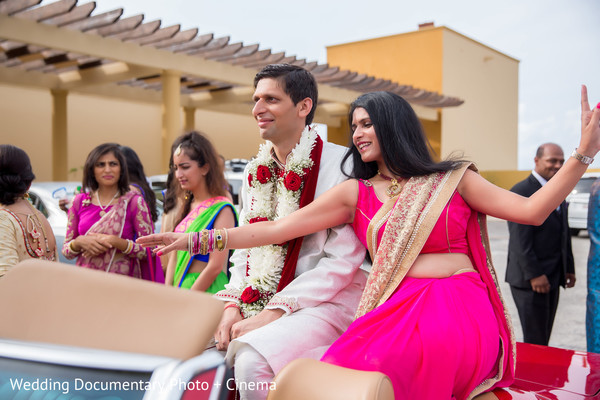 Baraat in Los Cabos, Mexico Indian Destination Wedding by Wedding Documentary Photo + Cinema