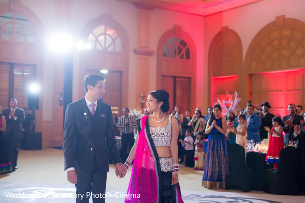 Reception in Los Cabos, Mexico Indian Destination Wedding by Wedding Documentary Photo + Cinema