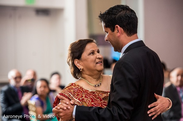 Reception in Newport Beach, CA Indian Wedding by Aaroneye Photo & Video