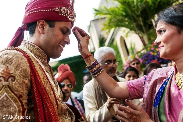 Baraat in Huntington, New York Indian Wedding by STAK Studios