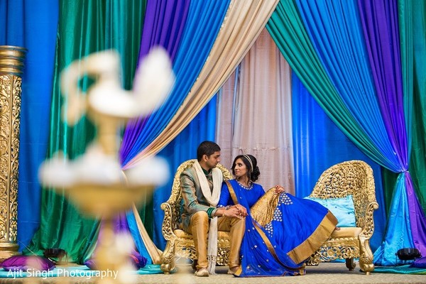 Pre-Wedding Portrait in Washington, D.C. Indian Wedding by Ajit Singh Photography
