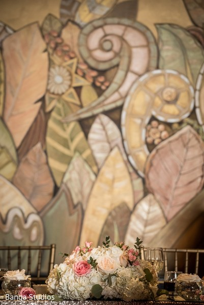 Floral & Decor in Toronto, Canada South Asian Wedding by Banga Studios