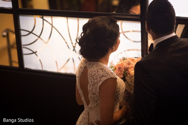 Reception/Walima in Toronto, Canada South Asian Wedding by Banga Studios