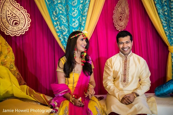 Pre-Wedding Celebration in Atlanta, GA Indian Fusion Wedding by Jamie Howell Photography