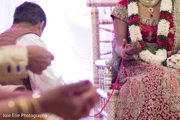 Hindu Wedding Ceremony in Freehold, NJ Indian Wedding by Joie Elie Photography & Cinematography