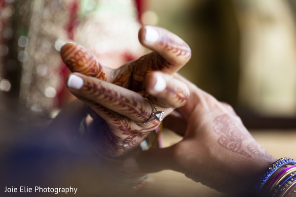Bridal Jewelry in Freehold, NJ Indian Wedding by Joie Elie Photography & Cinematography