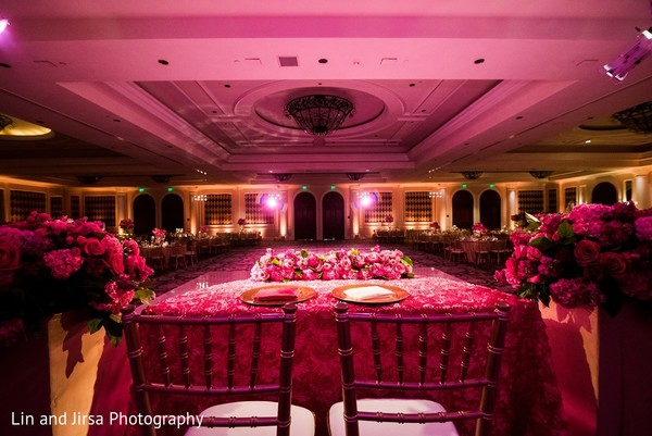 Lighting in Dana Point, CA Indian Wedding by Lin & Jirsa Photography