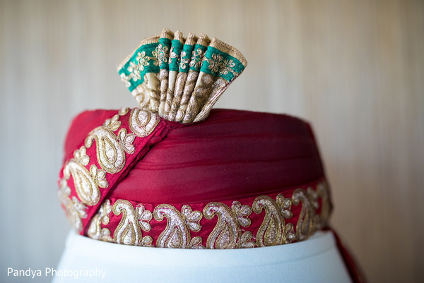 Groom Fashion in New York, NY Indian Wedding by Pandya Photography
