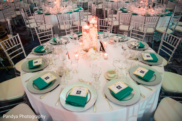 Floral & Decor in New York, NY Indian Wedding by Pandya Photography