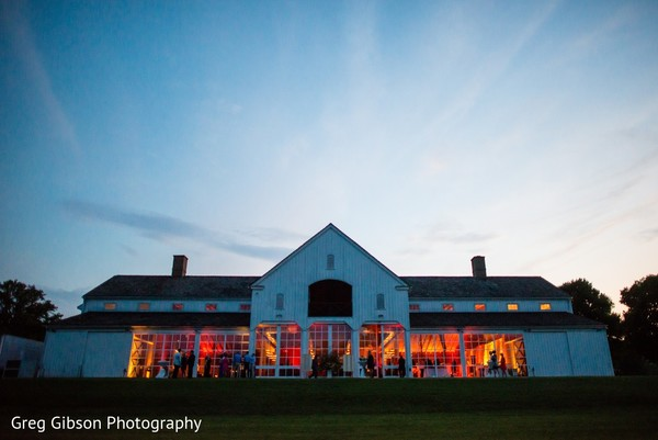 Venue in Keswick, VA Indian Wedding by Greg Gibson Photography