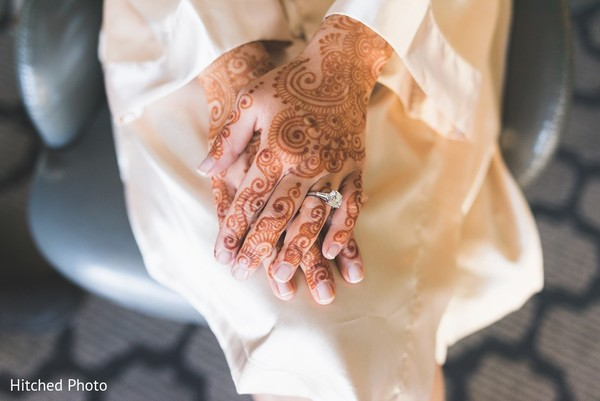 Mehndi in Palm Springs, CA Pakistani Wedding by Hitched Photo
