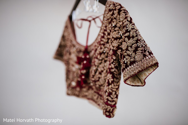 Choli in Huntington Beach, CA Indian Wedding by Matei Horvath Photography
