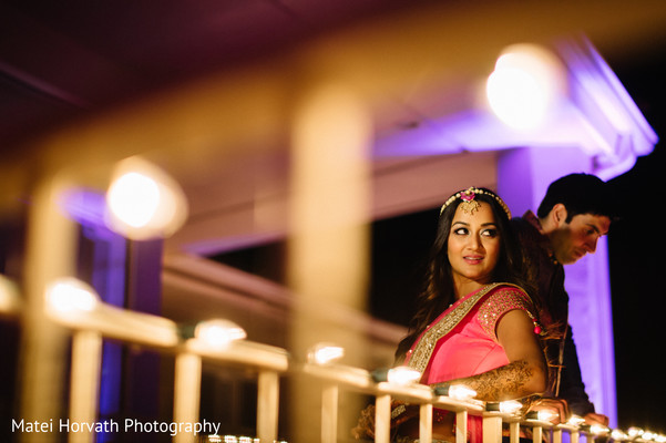 Mehndi Portraits in Huntington Beach, CA Indian Wedding by Matei Horvath Photography