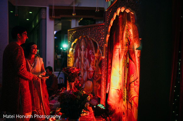Pre-wedding traditions in Huntington Beach, CA Indian Wedding by Matei Horvath Photography