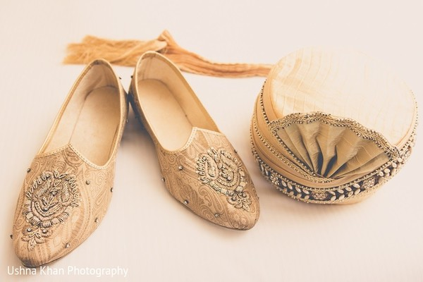 Groom Fashion in Austin, TX Indian Wedding by Ushna Khan Photography