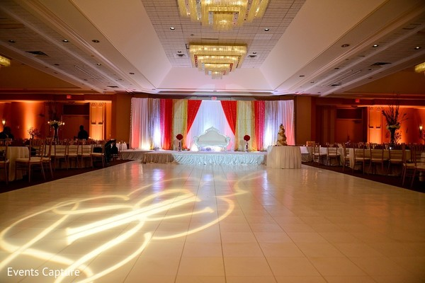 Venue in Mahwah, NJ Indian Wedding by Events Capture