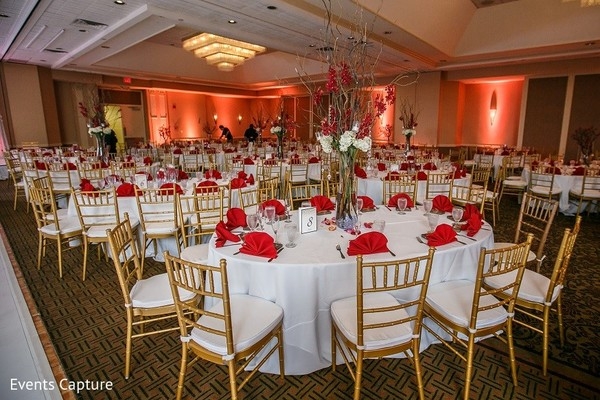 Floral & Decor in Mahwah, NJ Indian Wedding by Events Capture