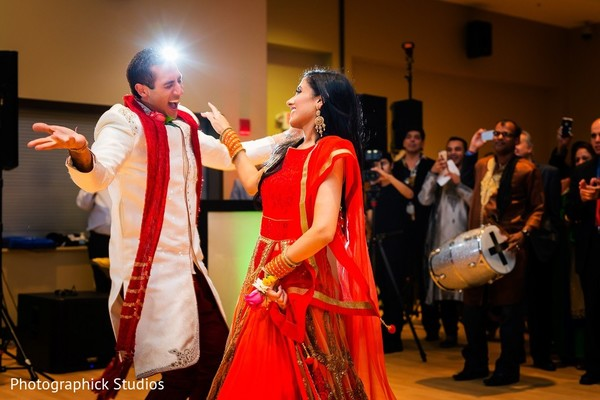 Pre-Wedding Celebration in Baltimore, MD Indian Wedding by Photographick Studios
