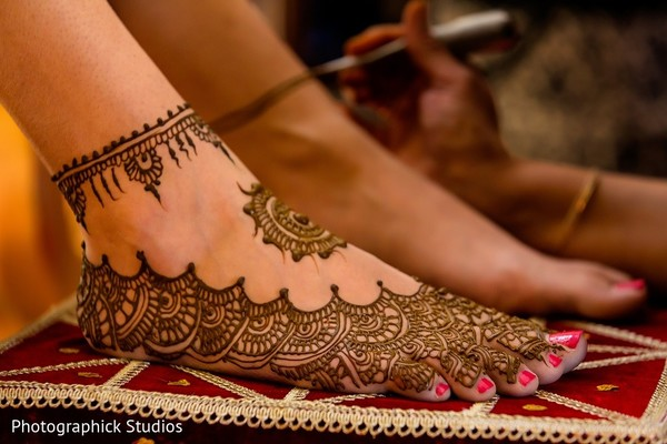 Mehndi Party in Baltimore, MD Indian Wedding by Photographick Studios
