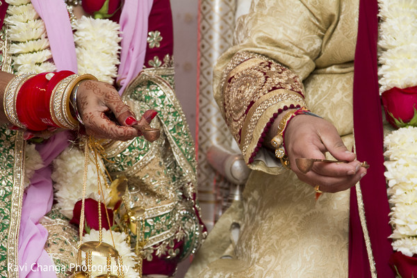 Hindu Wedding Ceremony in Edison, NJ Indian Wedding by Ravi Changa Photography