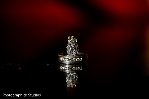 Bridal Jewelry in Baltimore, MD Indian Wedding by Photographick Studios