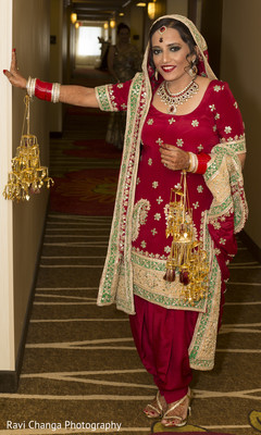 Indian Bridal Suits For Wedding