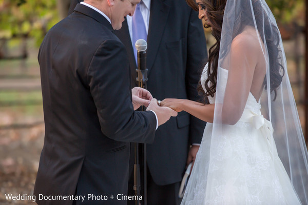 Christian Wedding Ceremony in Pleasanton, CA Fusion Wedding by Wedding Documentary Photo + Cinema