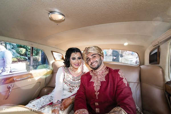 Ceremony in Iselin, NJ Pakistani Wedding by Dhoom Studio Photo & Video