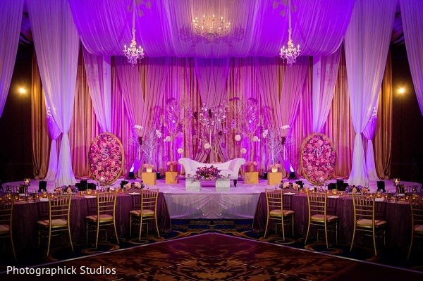 floral decor in baltimore md indian wedding by photographick studios maharani weddings. Black Bedroom Furniture Sets. Home Design Ideas
