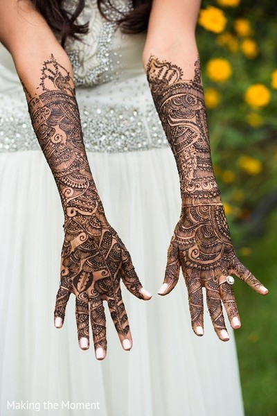Mehndi in Grand Rapids, MI Indian Wedding by Making the Moment