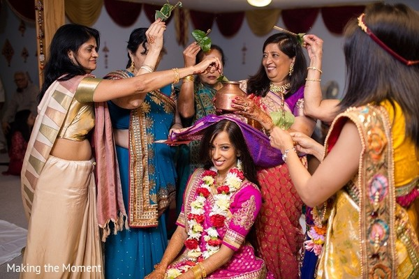 Pre-Wedding Celebration in Grand Rapids, MI Indian Wedding by Making the Moment