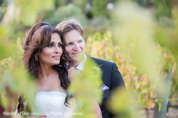 Wedding Portraits in Pleasanton, CA Fusion Wedding by Wedding Documentary Photo + Cinema