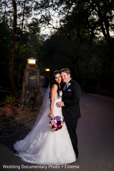 Reception Portraits in Pleasanton, CA Fusion Wedding by Wedding Documentary Photo + Cinema
