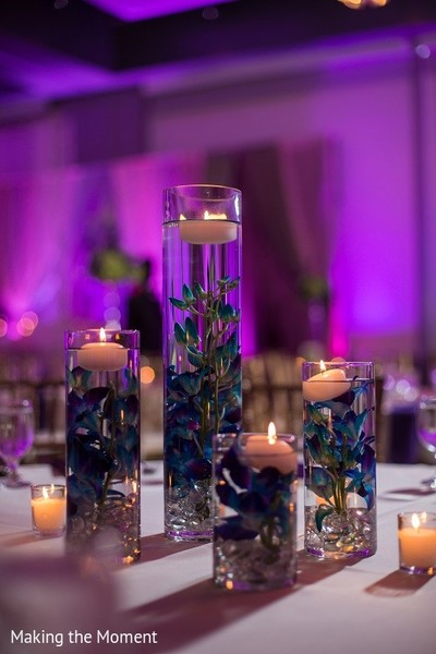 Floral & Decor in Grand Rapids, MI Indian Wedding by Making the Moment